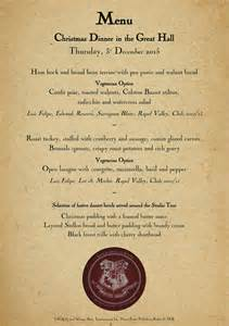 eat Christmas dinner in the Hogwarts Great Hall   Stylist Magazine