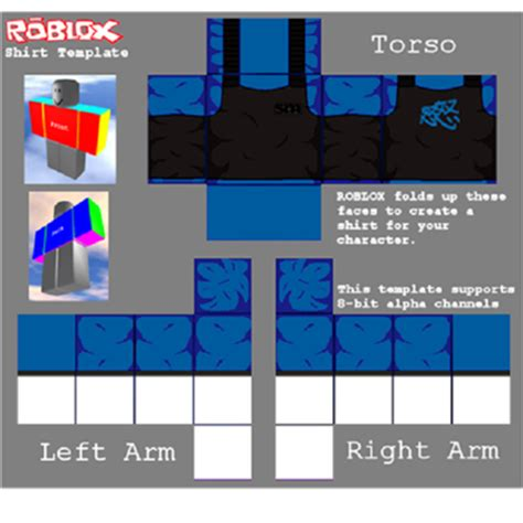 If you are happy with this, please share it to your friends. Uniform template - Roblox