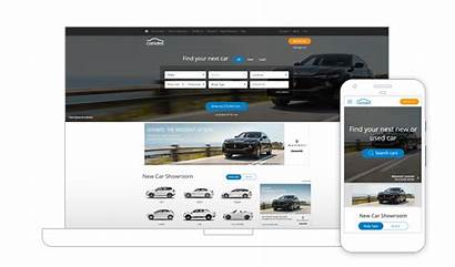 Homepage Impact Carsales Largest Australia Gateway Contextually