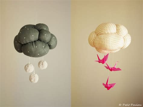diy cloud l diy mobile nuage petitpoulou