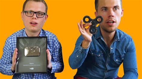 fidget spinners paket house tour
