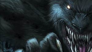 Werewolf HD Backgrounds   PixelsTalk.Net