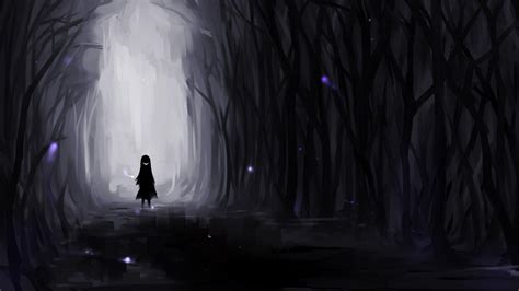 Wallpaper Black Anime - anime wallpapers wallpaper cave