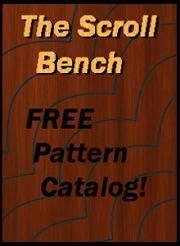 modern scroll sawing website  scroll  patterns