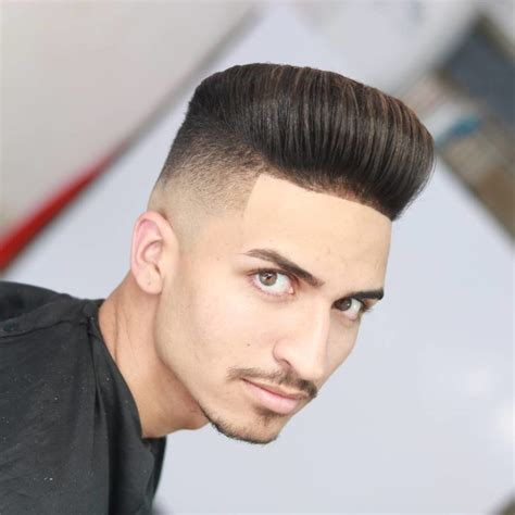 classic mens hairstyles     fashion