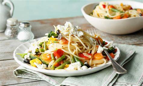cucina ricette estive ricette estive veloci 4 spaghetti per 4 gusti leitv