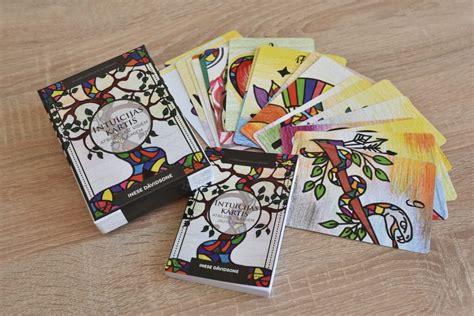 Intuīcijas kārtis - VEIKALS - Panna guru
