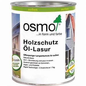 Osmo Douglasien öl : osmo holzschutz l lasur wei 750 ml kaufen bei obi ~ Buech-reservation.com Haus und Dekorationen