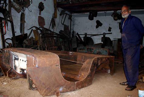 Hyderabad Willys Ma 1941 Fabrication Team Bhp