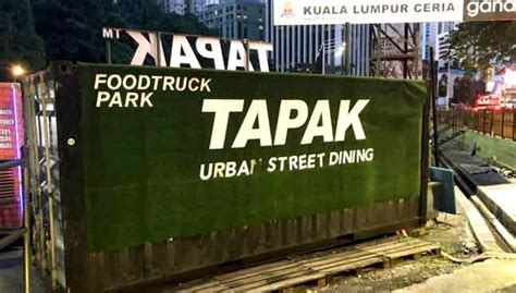 5 must-eats at TAPAK Urban Street Dining | Free Malaysia Today
