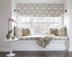 the what when and why of window treatments elements of With best roman shades for large windows