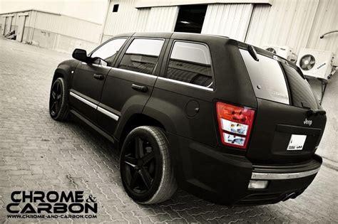 jeeps matte black matte black jeep grand cherokee srt8 srt street racing