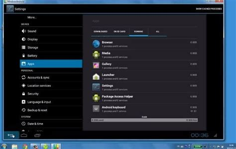 android software windowsandroid adds android apps on windows pc