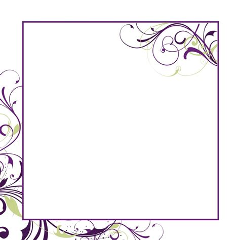 A Template by Sle Invitation Template Sles And Templates