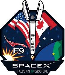 Falcon 9 Cassiope - Pics about space