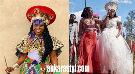 zulu traditional wedding dresses  trends  south africa