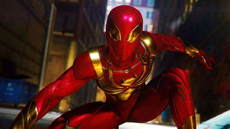 Spider-man Ps4's Turf War Dlc Finds Spidey Fighting On All
