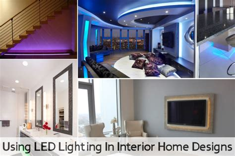home interior lighting design ideas led lighting in interior home designs