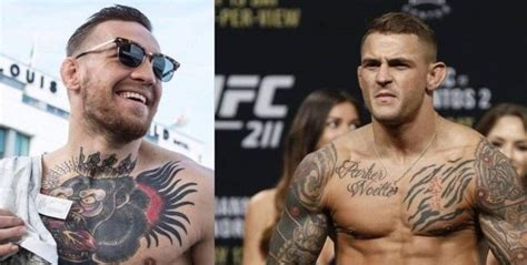 page   reasons  dustin poirier  beat conor