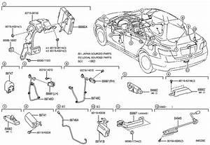 Toyota Camry Receiver Assembly  Smart  Receiver  Control