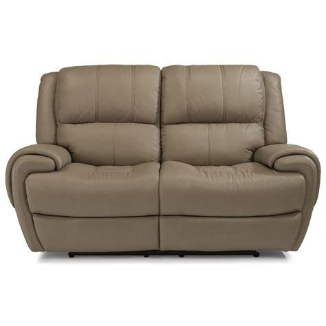 power reclining sofa with usb ports flexsteel latitudes nance casual power reclining loveseat