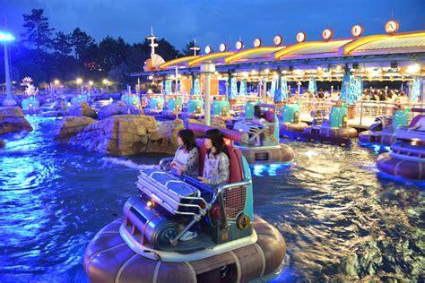 Tokyo DisneySea - Aquatopia