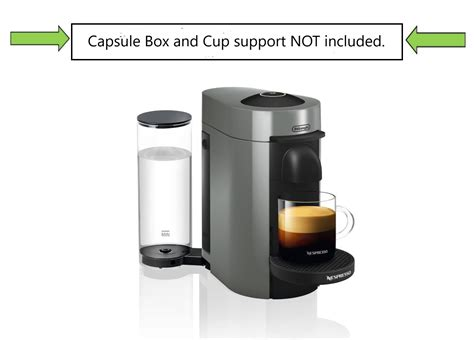 Bonsenkitchen espresso machine 20 bar coffee machine review. Nespresso Vertuo Plus Coffee And Espresso Machine By De'Longhi, Energy-saving Automatic Shut-off ...