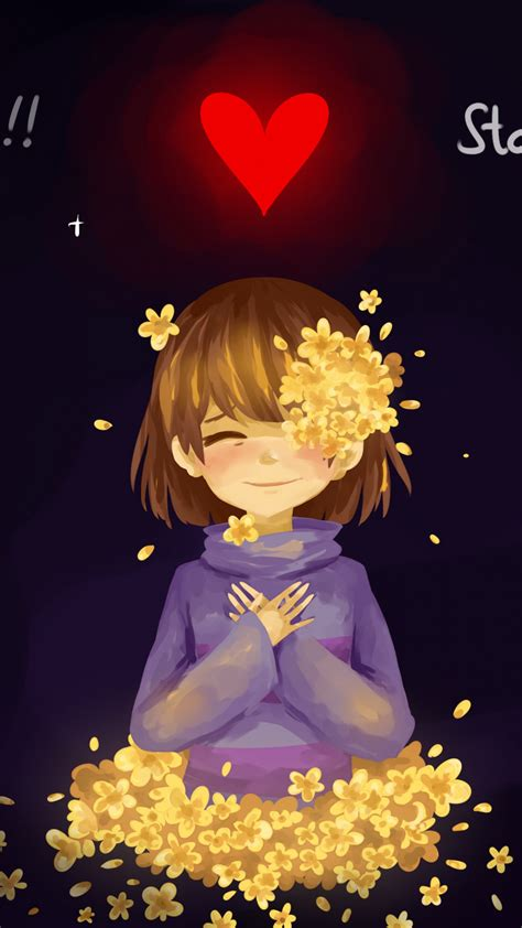 wallpaper frisk undertale hd anime  popular