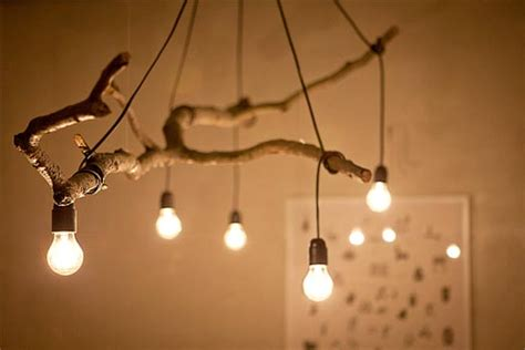 Tree Light Fixture by These 50 Projects Will Bring A New Spark To
