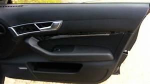 Audi A6 T U00fcrverkleidung Demontieren Ausbauen Und Einbauen