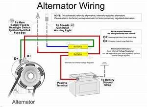 1972 Vw Alternator Wiring Diagram