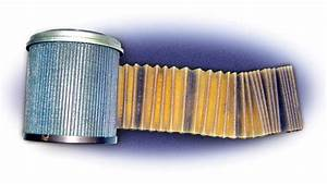 Oil Filter Element Examination