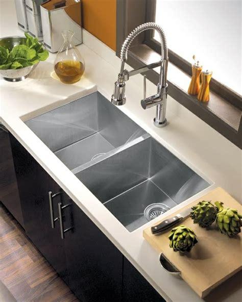 evier cuisine design beaucoup de variantes d 39 évier de cuisine en photos