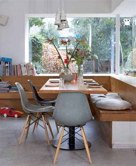 banc de cuisine design banc de cuisine contemporain en 30 idées pour le coin repas