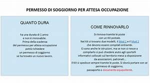 PERMESSO DI SOGGIORNO PER ATTESA OCCUPAZIONE Benvenuti a Caserta
