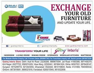godrej interio home furniture the exchange offer new With hometown furniture exchange offer