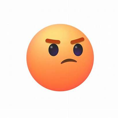 Emoji Angry Face Crying Moji Animation Fitting