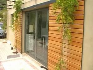 Fabriquer Ses Volets Coulissants Bois : volets coulissants aix en provence youtube ~ Melissatoandfro.com Idées de Décoration