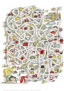 Maze Puzzle Games