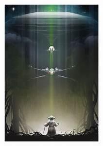Poster Star Wars : cool stuff andy fairhurst star wars trilogy posters ~ Melissatoandfro.com Idées de Décoration