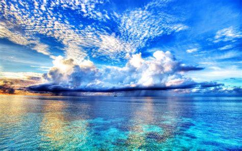 Wallpaper 2560x1600 Px Clouds Landscape Nature