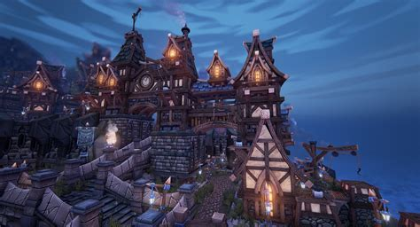 Riverfall: How to Build a Fantasy Environment in 3D? | Environmental artist, Fantasy, Building