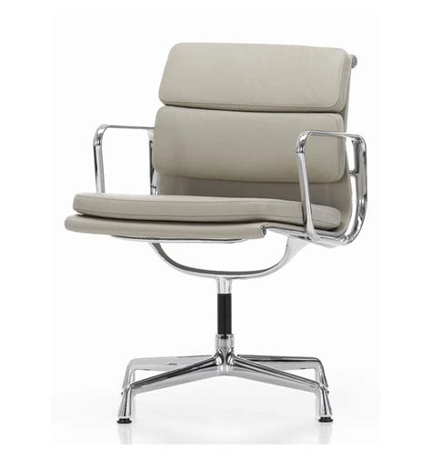 vitra eames soft pad conference chair ea208 office chairs uk
