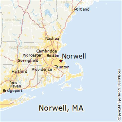 best places to live in norwell massachusetts