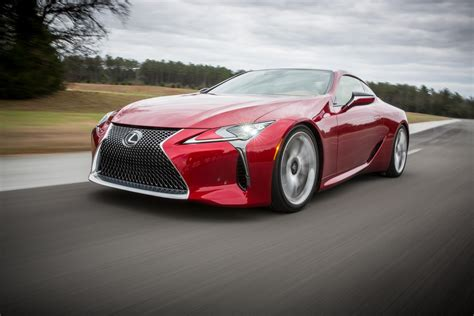 lexus luxury press release lexus lc dynamic luxury coupe lands in new