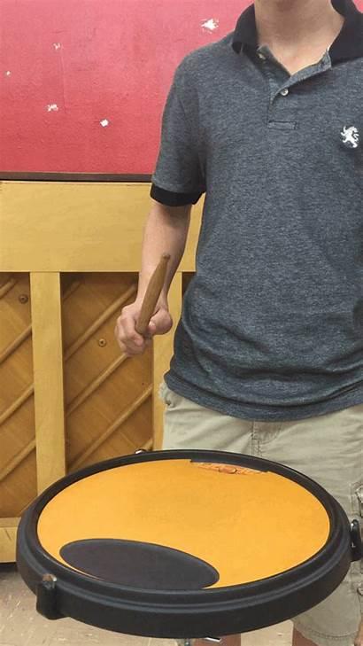 Drum Snare Steps Percussion Band Banddirectorstalkshop