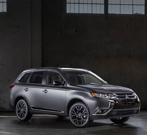 Nmax 2018 Limited Edition by 2018 Mitsubishi Outlander Limited Edition Mitsubishi Motors