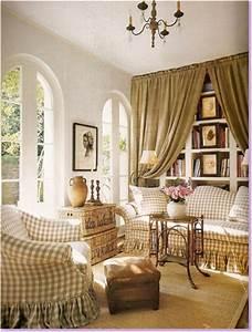 French Country Decor Living Room Native Home Garden Design
