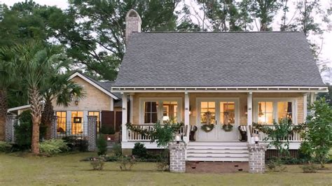 Minimalist Awesome Small Country Style House Plans 48 For