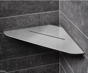 Duschablage Edelstahl Ohne Bohren : phos design eck duschablage dae230 ab 80 00 preisvergleich bei ~ Buech-reservation.com Haus und Dekorationen